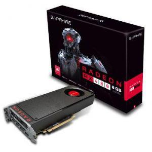 Sapphire Technology 21260-00-20G - Carte Graphique AMD RX 480 8 Go PCI Expess