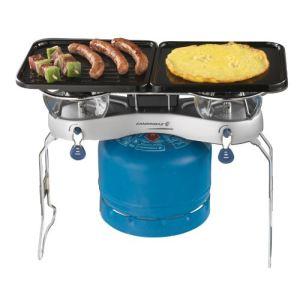 Campingaz Duo Grill R - Réchaud à gaz 2 brûleurs