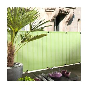 Intermas Gardening 174023 - Brise vue Everly Green occultant à 85 % 5 x 1,50 m