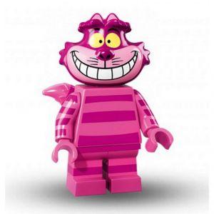 Lego Figurine Serie Disney : Le Chat du Cheshire