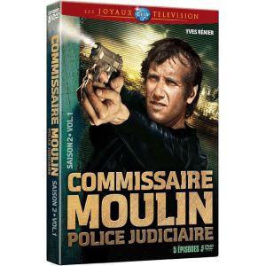 Commissaire Moulin, Police judiciaire - Saison 2 - Volume 1