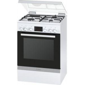 Bosch HGD85D223F - Cuisinière mixte 3 foyers gaz avec four électrique