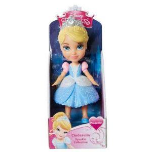 Taldec Mini poupée Princesse Disney : Cendrillon