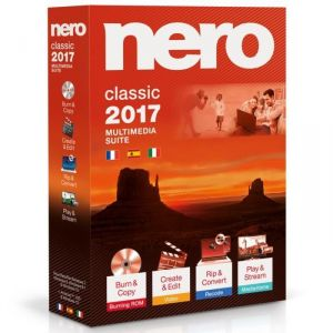 Nero 2017 Classic pour Windows