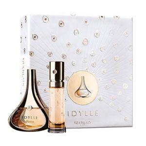 Guerlain Idylle - Coffret eau de parfum et vaporisateur de voyage
