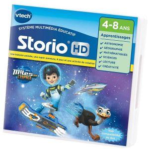Vtech 274405 - Jeu HD Storio Miles dans l'espace