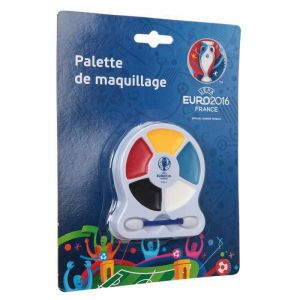 Palette de maquillage Euro 2016 Football France