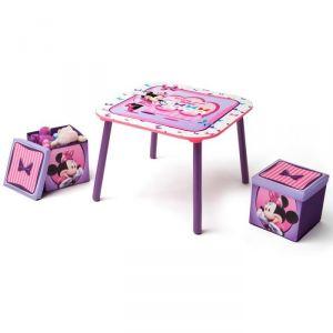 table et chaises minnie comparer 13 offres. Black Bedroom Furniture Sets. Home Design Ideas