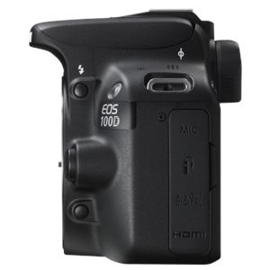 Canon EOS 100D (avec objectif 18-135mm)