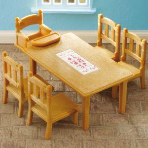 Epoch Sylvanian Families 2933 - Table de repas