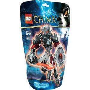 Lego 70204 - Legends of Chima : Chi Worriz