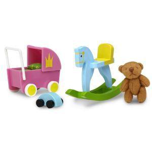 Lundby Ensemble de jouets Smaland pour maison de poupée