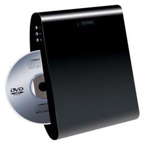 Denver Electronics DWM-100 - Lecteur DVD HDMI montage mural