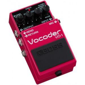 Boss Effect VO-1 Vocoder