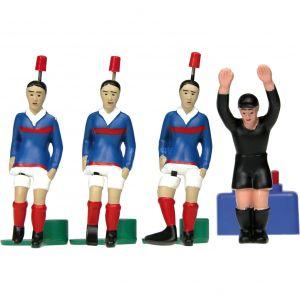Carrom Art Joueurs de l'équipe de France 1998