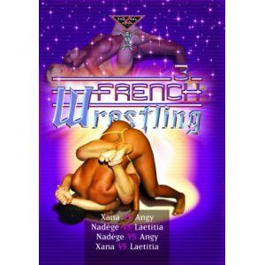 DVD - réservé French Wrestling - Volume 3