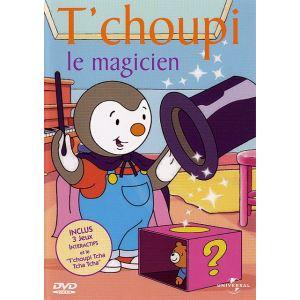 T'choupi : Le magicien - Volume 4