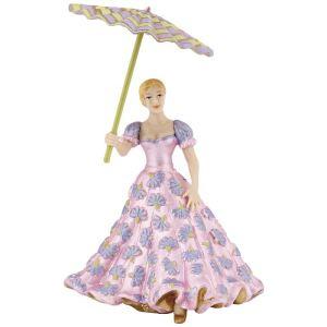 Papo Figurine Reine des prés rose