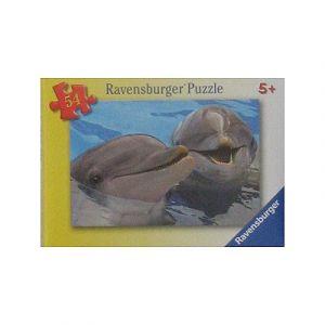 Ravensburger Duo de dauphins - Puzzle 54 pièces