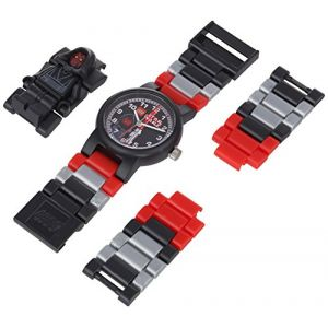 Lego 9004315 - Montre pour enfant Star Wars Darth Maul