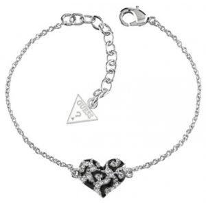 Guess Ubb51490 - Bracelet en métal argenté pour femme