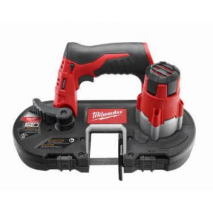 Milwaukee M12 BS-0 - Scie à ruban