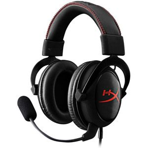 Kingston HyperX Cloud Core - Casque-micro filaire Gamer