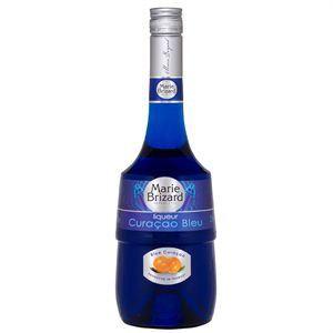 Marie Brizard Liqueur curaçao bleu 25° (70cl)