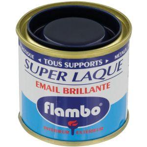 Flambo Laque brillante - 50 ml - Bleu marine