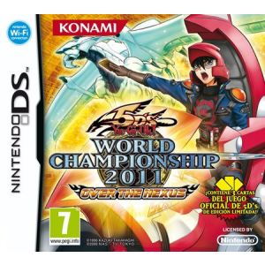 Yu-Gi-Oh ! 5D's World Championship 2011 : Over the Nexus sur NDS