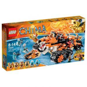 Lego 70224 - Legends of Chima : La base mobile de combat