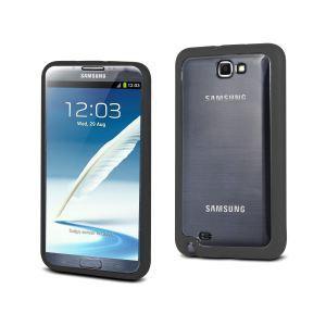Muvit MUVMUBMC0018 - Coque de protection pour Samsung Galaxy Note 2