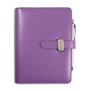 Exacompta 72657E - Organiseur Exatime 15 x 19 violet