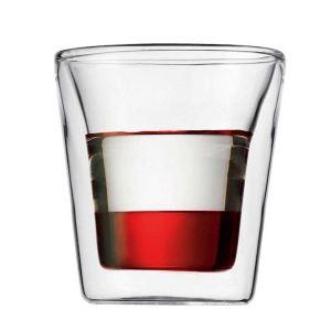 Bodum 2 verres double paroi Canteen (10 cl)