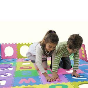 Playshoes Tapis puzzle 36 pièces