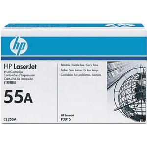 HP CE255A - Toner 55A noir 6000 pages