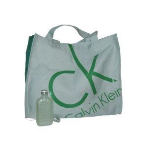 Calvin Klein Coffret CK One mixte : Eau de toilette et sac