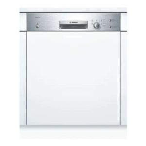 Bosch SMI50D35 - Lave-vaisselle encastrable 12 couverts