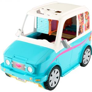 Mattel 4x4 transformable des chiots Barbie