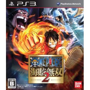 One Piece : Pirate Warriors 2 sur PS3
