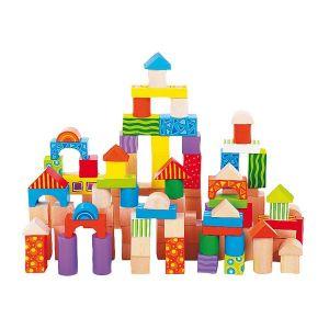 Sidj Baril 100 Cubes en bois