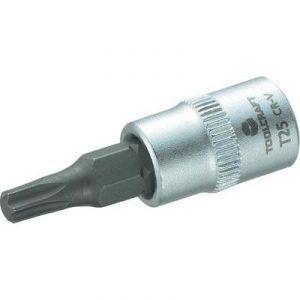 """Toolcraft Douille de 6,3 mm (1/4"""") avec embout Torx T25 de 37 mm"""