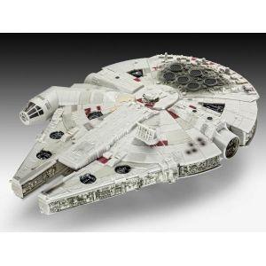 Revell 06694 - Maquette Star Wars Millennium Falcon 70 pièces