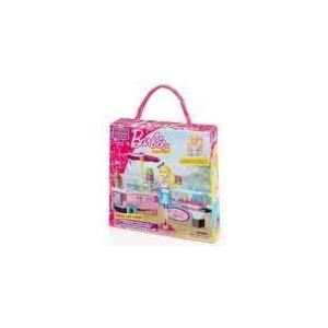 Mega Bloks 80210U - Barbie : Kiosque de crème glacée