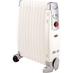 Supra BHN205 - Radiateur à bain d'huile 2000 Watts