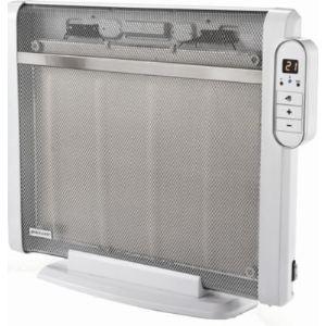 Bionaire BPH1520 - Chauffage à panneau rayonnant mica-thermique 1500 Watts avec thermostat électronique