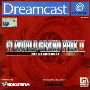 F1 World Grand Prix II sur Dreamcast