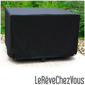 Housse de protection pour table 105 x 105 cm