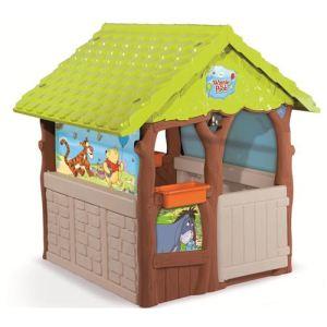 Smoby Maison de jardin Winnie l'Ourson : Tree hut