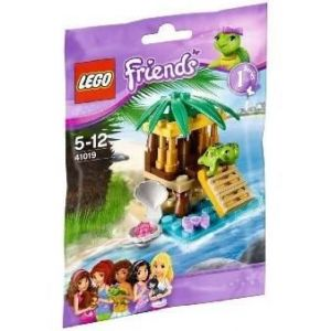 Lego 41019 - Friends : Sachet tortue